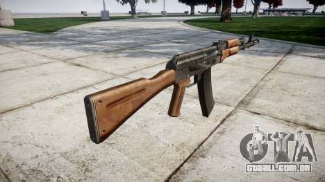O AKM para GTA 4 segundo screenshot