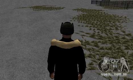 Casaco de inverno para GTA San Andreas terceira tela