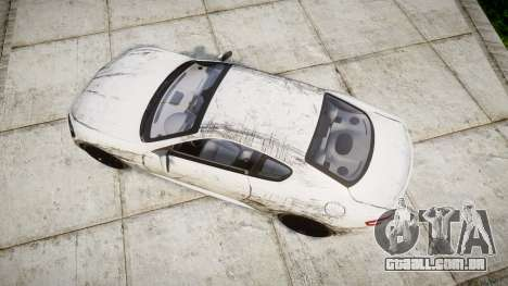 Maserati GranTurismo S 2010 PJ 4 para GTA 4 vista direita