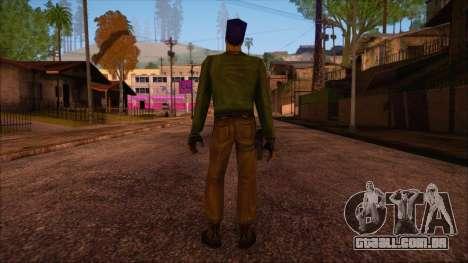 Leet from Counter Strike Condition Zero para GTA San Andreas segunda tela
