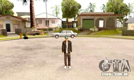 Varios Los Aztecas Gang Skin pack para GTA San Andreas