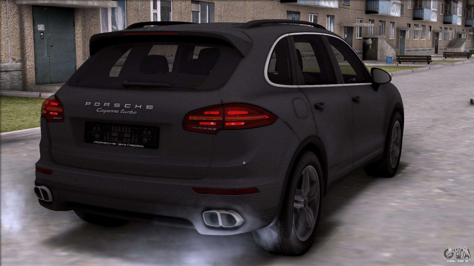 porsche cayenne turbo 2015 para gta san andreas. Black Bedroom Furniture Sets. Home Design Ideas