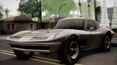 Invetero Coquette Classic v1.1 para GTA San Andreas