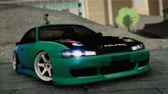 Nissan Silvia S14 Falken para GTA San Andreas
