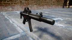 Arma MP5SD EOTHS CS b-alvo