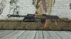 AK-74 Para garantir a nossa