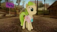 Peachbottom from My Little Pony