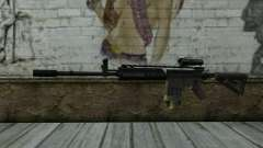 M4A1 from COD Modern Warfare 3