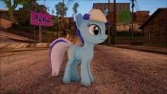 Colgate from My Little Pony para GTA San Andreas