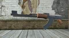 AK-47 Sem a Bunda