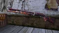 Chromegun v2 Cor para colorir