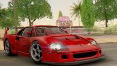 Ferrari F40 Competizione Black Revel