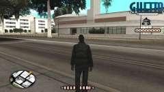 C-HUD Ghetto para GTA San Andreas