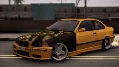 BMW M3 E36 Drift para GTA San Andreas