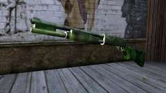 Chromegun v2 Militar colorir