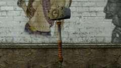 Shao Kahn Hammer From Mortal Kombat 9