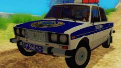 VAZ-2106 Polícia