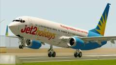 Boeing 737-800 Jet2Holidays