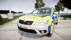 Skoda Octavia vRS Comb Metropolitan Police [ELS]