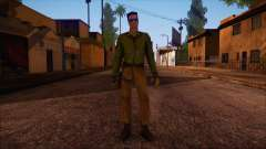 Leet from Counter Strike Condition Zero para GTA San Andreas