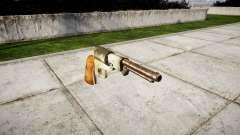 A Confederação de revólver