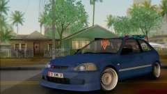 Honda Civic V Type EMR Edition para GTA San Andreas