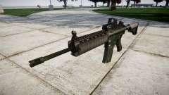 Máquina M4A1-alvo