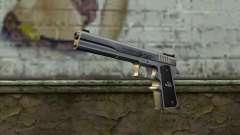 Colt 1911 Silverballer