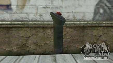 Novo Detonador (Sniper-Guerreiro Fantasma) para GTA San Andreas