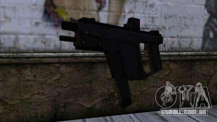 Tec9 from State of Decay para GTA San Andreas