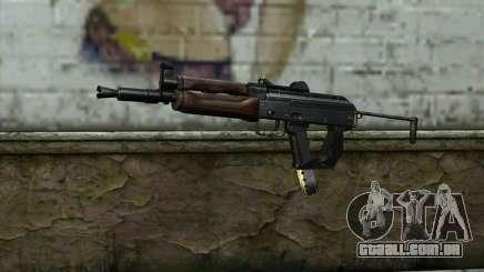 Arma De Chita para GTA San Andreas
