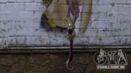 Lâmina (World Of Warcraft) para GTA San Andreas