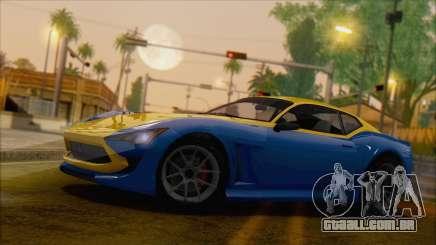 GTA 5 Lampadati Furore GT (IVF) para GTA San Andreas