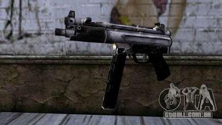Tec9 from Call of Duty: Black Ops para GTA San Andreas