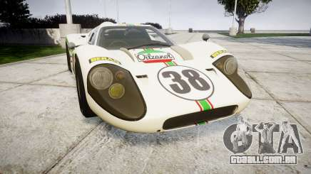 Ford GT40 Mark IV 1967 PJ Oilzanol 38 para GTA 4