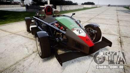 Ariel Atom V8 2010 [RIV] v1.1 Truran Air para GTA 4