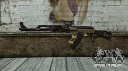 AK47 from PointBlank v1 para GTA San Andreas