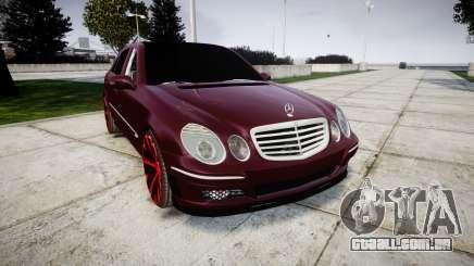 Mercedes-Benz W211 E55 AMG para GTA 4