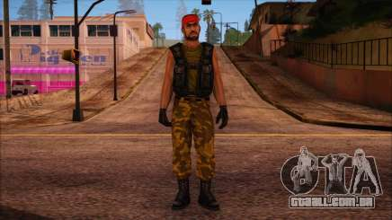 Guerilla from Counter Strike Condition Zero para GTA San Andreas