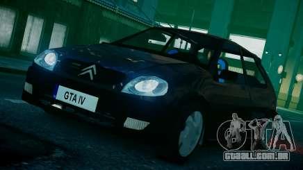 Citroen Saxo para GTA 4