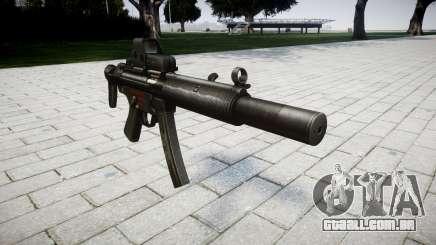 Arma MP5SD EOTHS CS para GTA 4