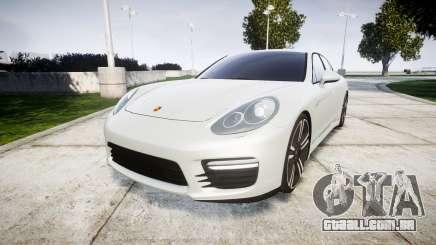 Porsche Panamera GTS 2014 para GTA 4