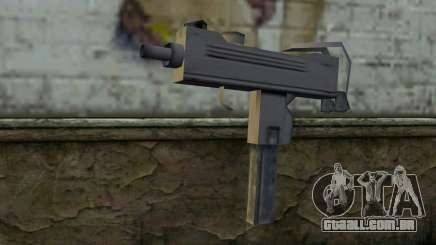 SMG from GTA Vice City para GTA San Andreas