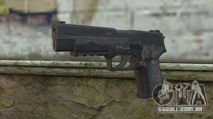 P226 from COD: Ghosts para GTA San Andreas