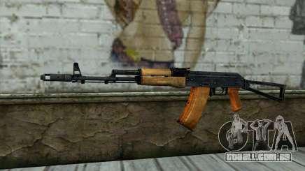 AKC74 com Bunda para GTA San Andreas