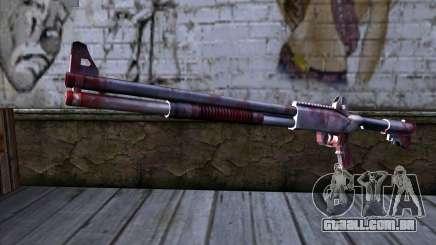 Chromegun Bloody para GTA San Andreas