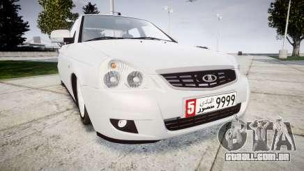 ВАЗ-Lada 2170 Priora Dubai para GTA 4