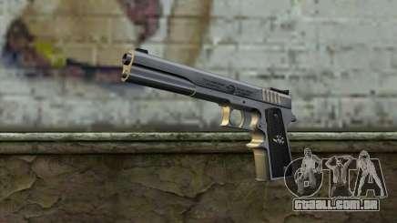 Colt 1911 Silverballer para GTA San Andreas