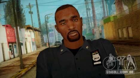 GTA 4 Emergency Ped 8 para GTA San Andreas terceira tela