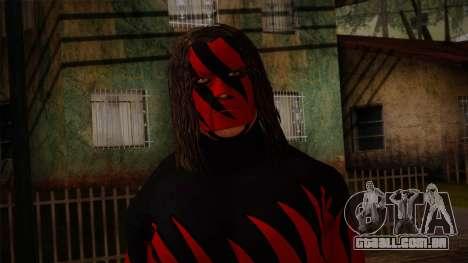 Kane Masked from  Smackdown Vs Raw para GTA San Andreas terceira tela